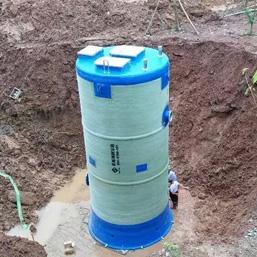 一体化预制泵站技术方案
