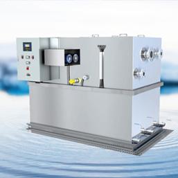 油水分离设备技术方案